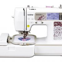 Best Sewing Machines For Dressmaking & Embroidery 2015 - 2016