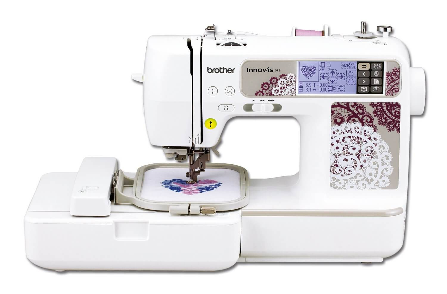 Best sewing machines for dressmaking embroidery