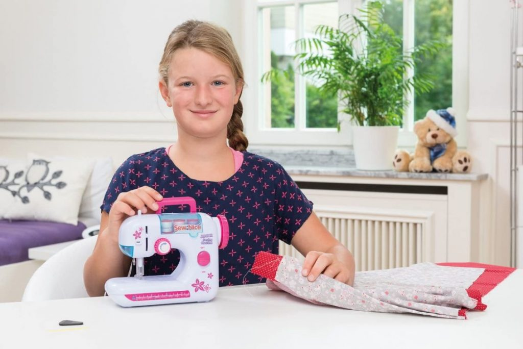Benefits of Sewing for Children