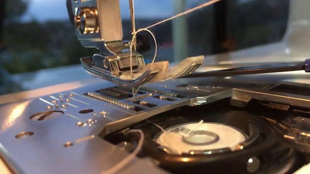 bobbin thread Sewing Machine
