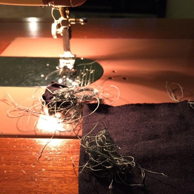 Tangled Thread