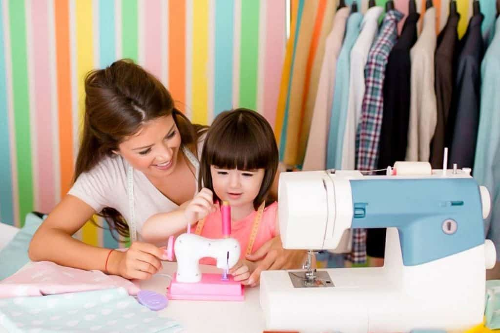 Beginner Sewing Machine Projects For Kids