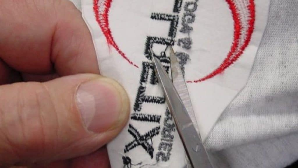 How To Fix Your Embroidery If You Make a Mistake