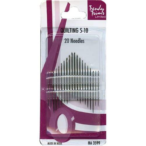 Quilting Needles sewing