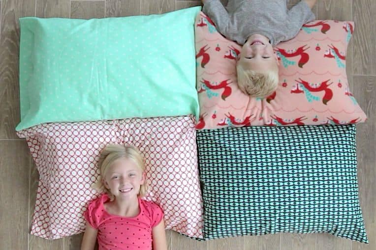 Sewing Your Own Pillowcases