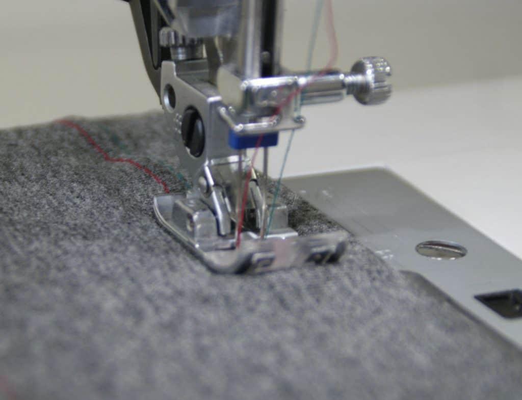 How Do I Sew a Double-Needle Hem