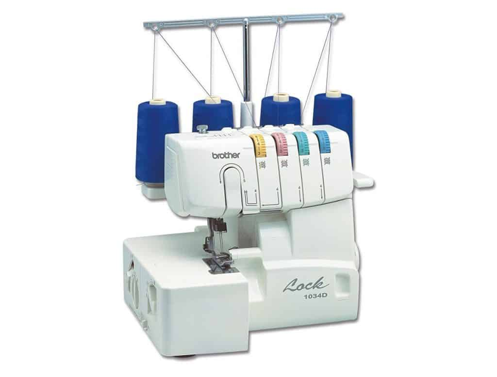 How Many Threads Do I Use With An Overlock Stitch