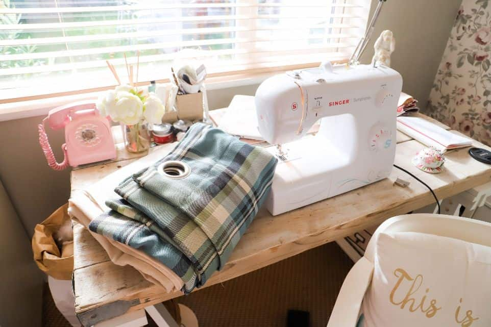 Step By Step Guide To Hemming Curtains