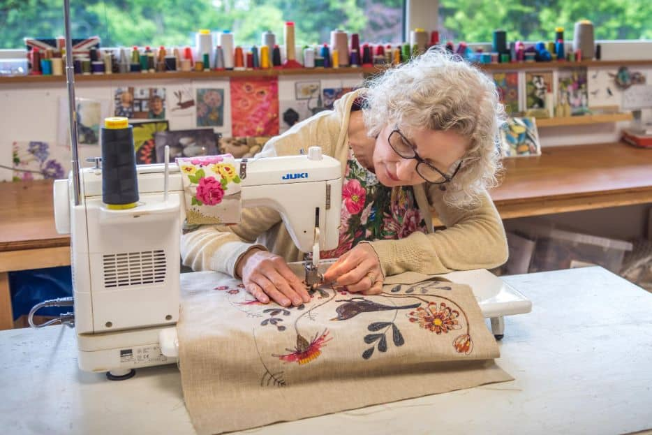 What Do I Need To Embroider With a Sewing Machine