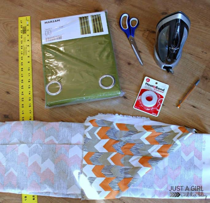 What You Need For Hemming Curtains 2