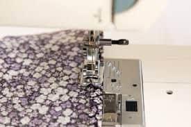 How Do You Use a Sewing Machine to Hem a Dress