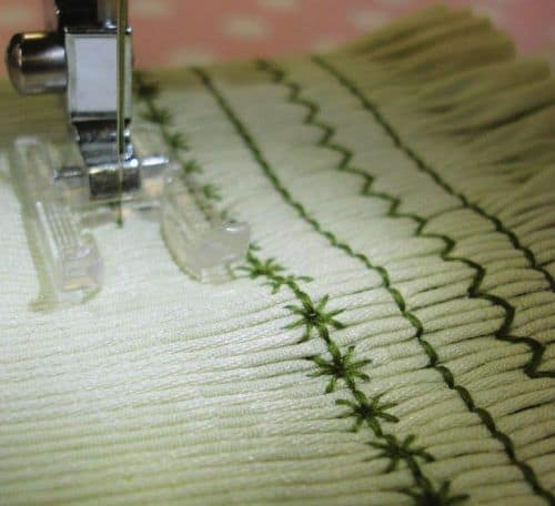 How To Do Smocking On A Sewing Machine